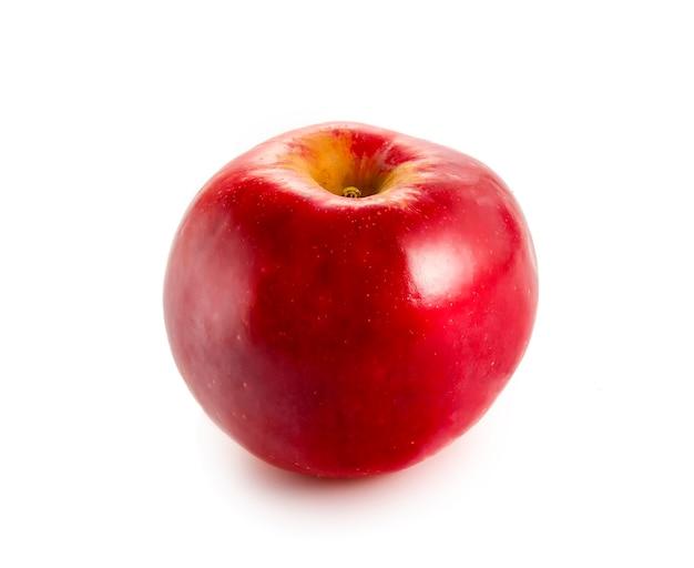 Eliza mela rossa isolata