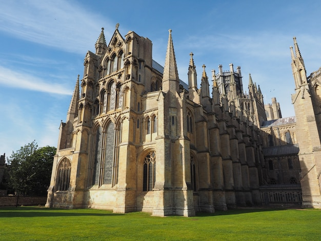 Cattedrale di ely a ely