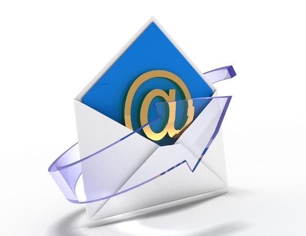 Concetto di posta elettronica