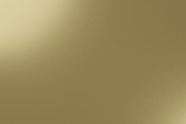 Sfondo oro vuoto con luce. progettazione grafica d'arte. 3d