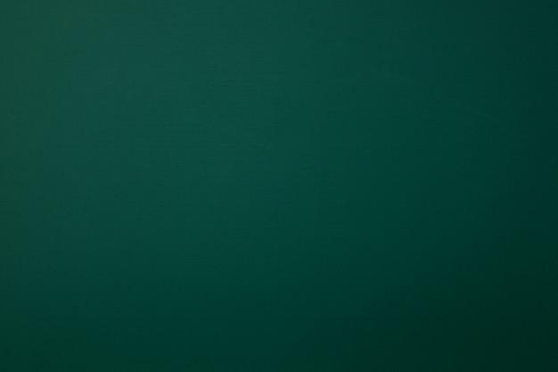 Svuoti la lavagna verde o il fondo del consiglio scolastico
