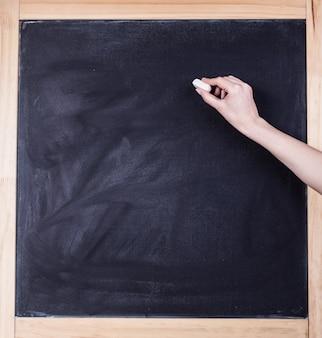 Consiglio scolastico vuoto foto premium