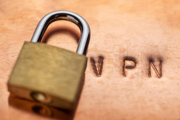 La connessione vpn crittografata utilizzando
