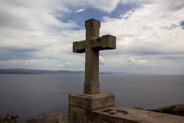 Fine della croce di terra