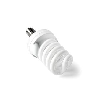 Lampadina fluorescente a risparmio energetico