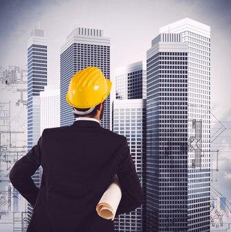 Ingegnere di costruzione
