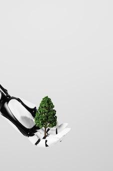 Concetto di giornata di educazione ambientale Foto Premium