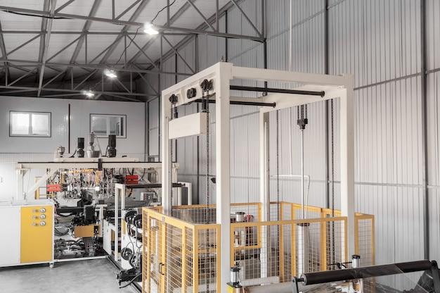 Attrezzature per la produzione e la fabbricazione di polietilene durevole e polipropilene per l'imballaggio