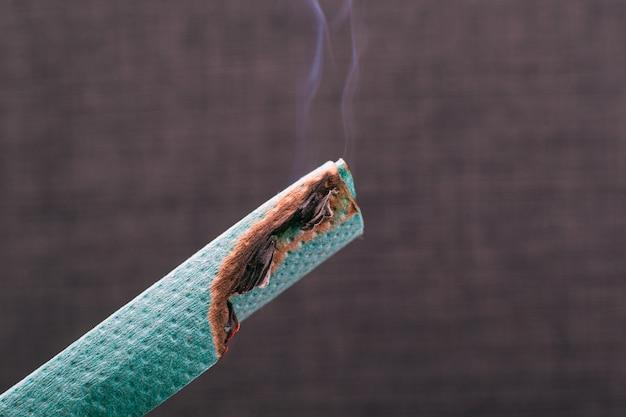 Bruciare l'odore essenziale Foto Premium