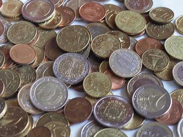 Monete in euro, unione europea