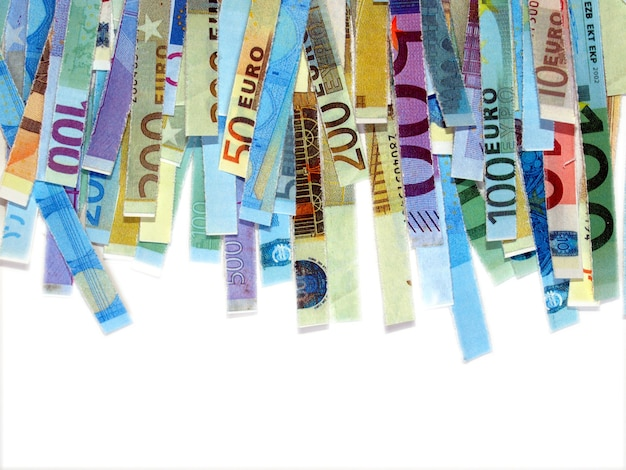 Banconota in euro