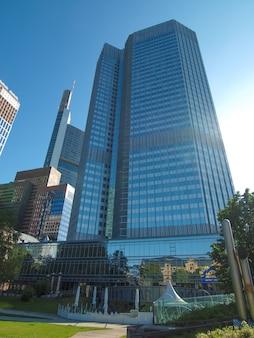 Banca centrale europea a francoforte