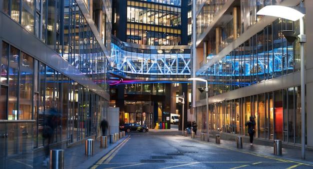 Il quartier generale europeo di google in barrow street, docklands storiche di dublino