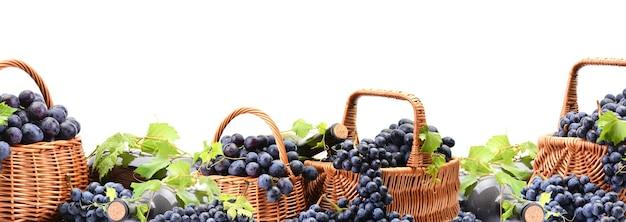 Ottimo vino d'uva, vendemmia di quest'anno