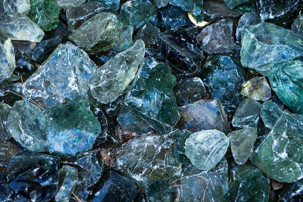 Cristalli esotici di vetro decoro interno ed esterno decoro decorativo con croci di vetro del...
