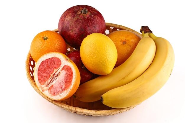 Delizioso frutto esotico con succo