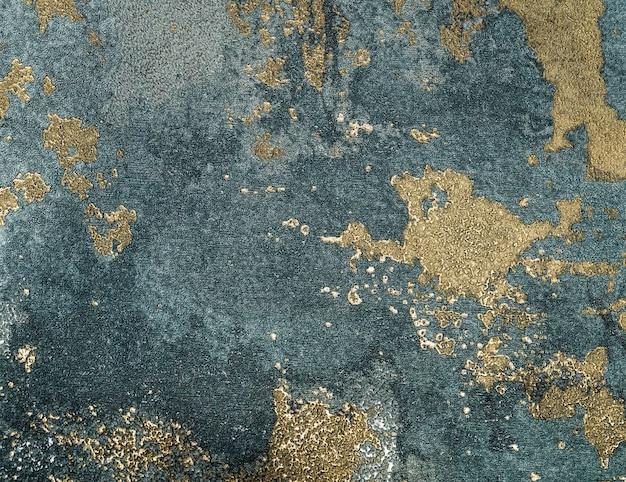 Trama di sfondo tessuto con immagine surreale di corrosione Foto Premium