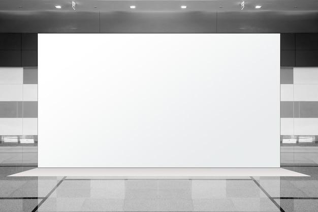 Unità di base pop-up tessuto banner pubblicitario banner display media