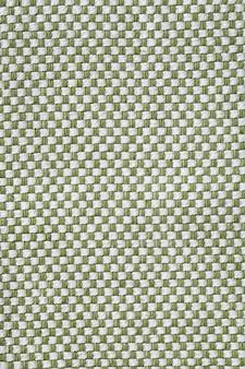 Parete in tessuto. tela di lino. l'immagine del muro, la trama. trama di lino naturale
