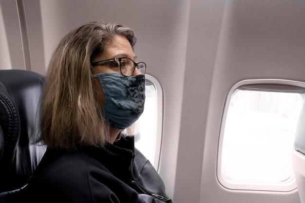 Protezione della maschera per il viso nella vita quotidiana