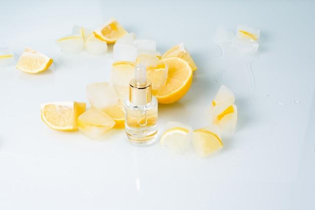 Siero viso al limone