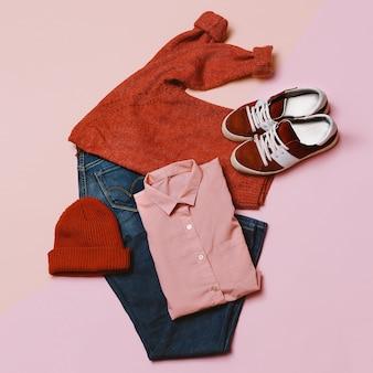 Outfit per adolescenti moda autunno inverno