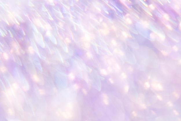 Illustrazione di sfondo con texture bagliore viola che cade
