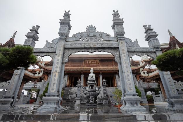 Tempio della stazione di fansipan