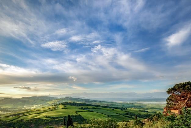 Terreni agricoli in val d'orcia toscana