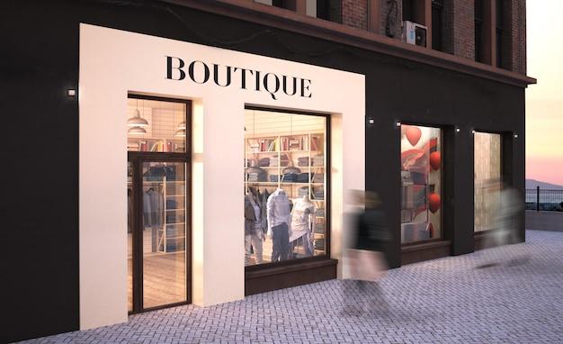 Boutique di moda