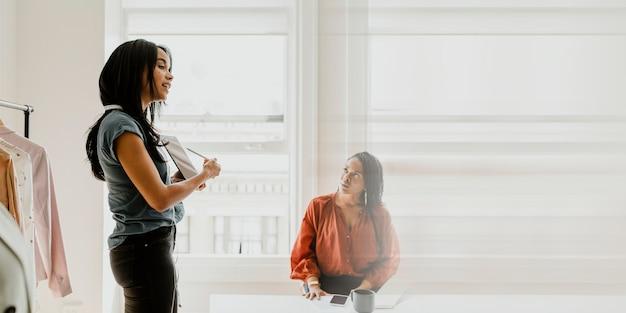 Stilisti in un incontro