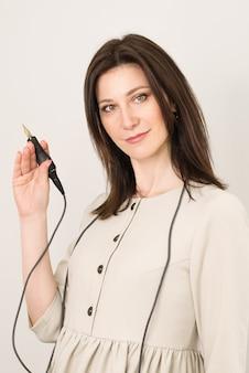 Truccatrice permanente femminile