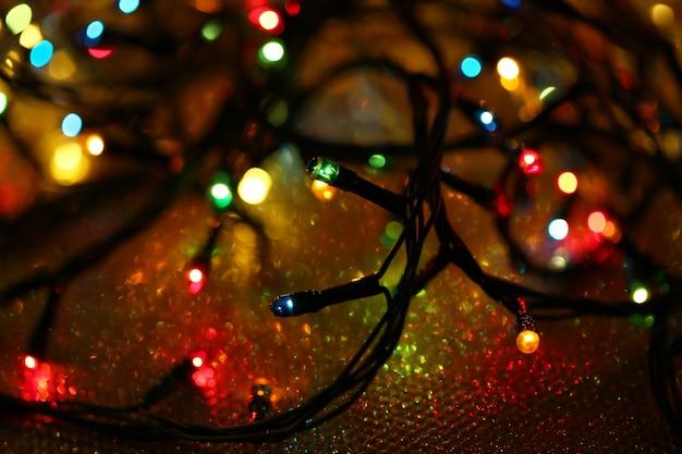 Sfondo splendente festivo