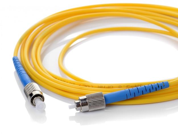 Cavo a fibre ottiche isolato