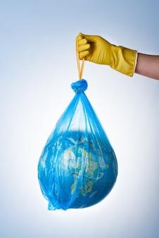 Combattere la composizione dell'inquinamento ambientale