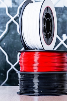 Filamento per stampante 3d crystal