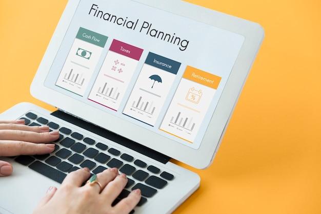 Servizio di previdenza per la pianificazione finanziaria