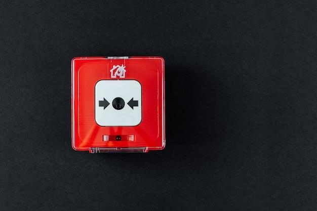 Sistema di allarme antincendio