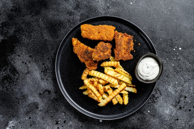 Fish and chips, cucina tradizionale inglese
