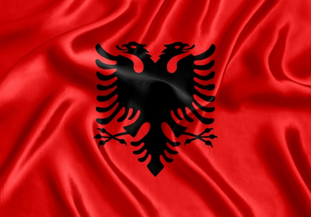 Bandiera dell'albania