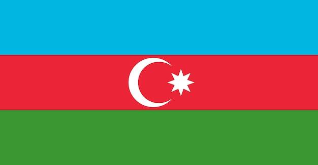 Bandiera dell'azerbaigian