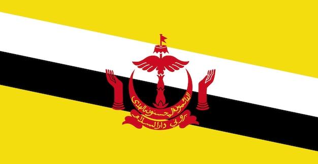 Bandiera del brunei
