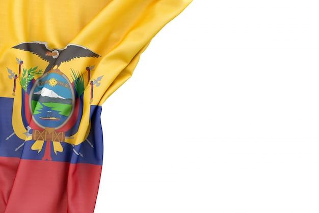 Bandiera dell'ecuador
