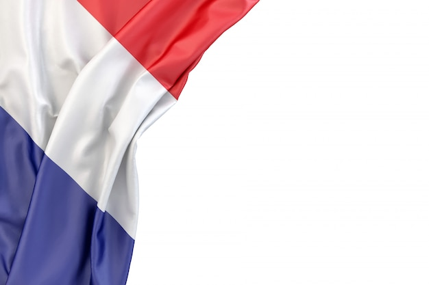 Bandiera della francia