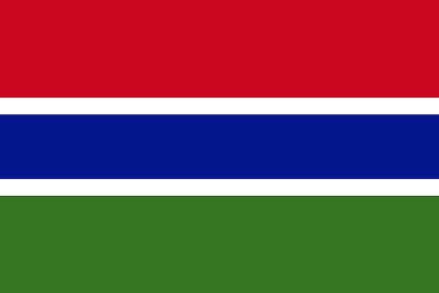 Bandiera del gambia