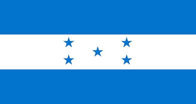 Bandiera dell'honduras