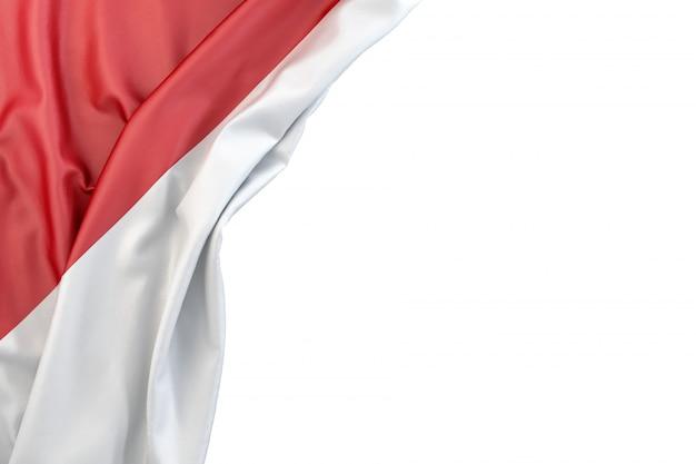Bandiera dell'indonesia