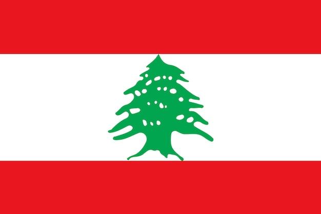 Bandiera del libano