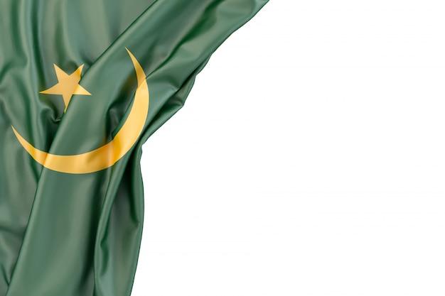 Bandiera della mauritania