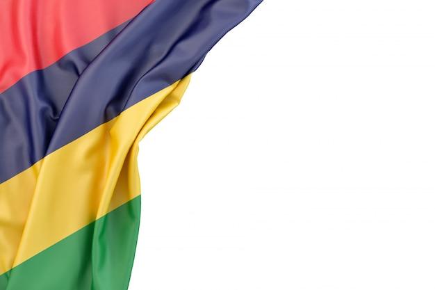 Bandiera delle mauritius